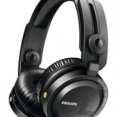 Casti profesionale pentru DJ Philips A1PRO/00, 2500 mW, 108 dB