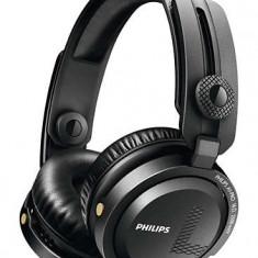 Casti profesionale pentru DJ Philips A1PRO/00, 2500 mW, 108 dB - Casti DJ