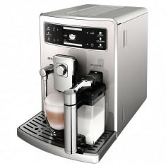 Espressor automat Philips Saeco Xelsis Evo HD8954/09, Dispozitiv spumare, Functie Cappuccino, Rasnita ceramica, Autocuratare, 15 Bar, 1.6 l, Cara