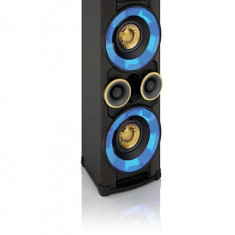 Minisistem Hi-Fi Philips NTRX500/10, 650 W, Bluetooth, Dynamic Bass Boost cu 3 trepte - Minisistem audio