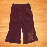 Pantaloni pentru fete de 1-2 ani, Marime: Masura unica, Culoare: Din imagine