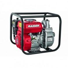 Motopompa benzina 4100W, 550 l/min Raider RD-GWP01 - Pompa gradina