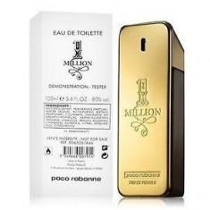 Tester Paco Rabanne 1 One Million 100 ml - Parfum barbati Lancome, Apa de parfum, 75 ml