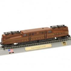 Macheta locomotiva Pennsylvania Railroad GG1 USA scara 1:160 - Macheta Feroviara, N, Locomotive