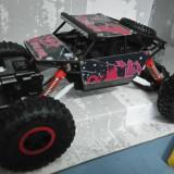 Red Speed  Jeeep 4x4 masina telecomanda radiocomanda noua buggy Crawler Rock T