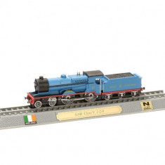 Macheta locomotiva GNR Class V 2-2-0 Ireland scara 1:160 - Macheta Feroviara, N, Locomotive