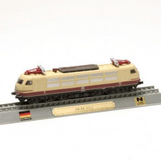Macheta locomotiva DB BR 103.1 scara 1:160 - Macheta Feroviara, N, Locomotive
