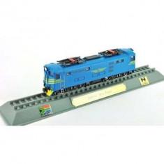 Macheta locomotiva SAR 6E Blue Train South Africa scara 1:160 - Macheta Feroviara, N, Locomotive