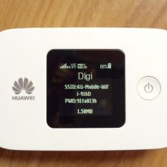 Modem router Huawei E5377 hot spot 4G LTE WI-FI dual 2, 4-5 Ghz Decodat - Modem 3G
