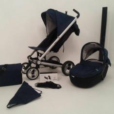 Set cărucior Mutsy Exo Pacific Black NOU - Carucior copii Sport Altele, Albastru