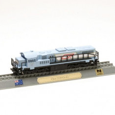 Macheta locomotiva Class 2130 Co-Co Australia scara 1:160 - Macheta Feroviara, N, Locomotive