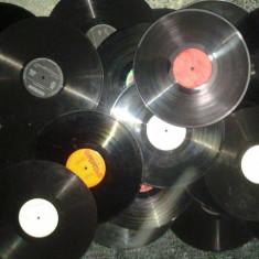 "Vinil/vinyl uri mari,12"" pentru ornament, decor ,1 leu bucata"