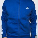 Trening Adidas - trening albastru trening gros trening barbati cod 62, Marime: S, M, L, XL, XXL, Culoare: Bleumarin, Gri, Negru