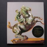 Sculpturile maistrilor italieni si spanioli - Albumul prezinta 51 opere de arta