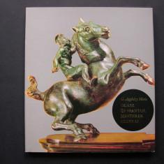 Sculpturile maistrilor italieni si spanioli - Albumul prezinta 51 opere de arta - Carte sculptura