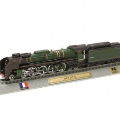 Macheta locomotiva SNCF 242 A1 France scara 1:160 - Macheta Feroviara, N, Locomotive