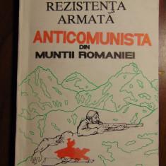 Rezistenta armata anticomunista din muntii Romaniei 1946-1958- Cicerone Ionitoiu - Istorie