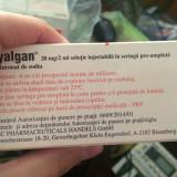 Hyalgan 20 mg\injectabil