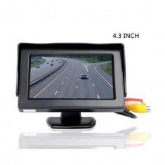 Monitor universal color 4.3″ 12Vcc 2 canale auto marsarier - Monitor Auto