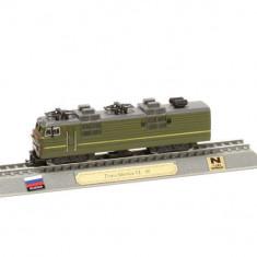 Macheta locomotiva Trans-Siberian VL - 80 Rusia scara 1:160 - Macheta Feroviara, N, Locomotive