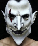Masca Joker, latex, noua! Halloween!, Marime universala, Crem