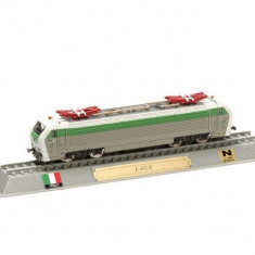 Macheta locomotiva E 402 B Italy scara 1:160 - Macheta Feroviara, N, Locomotive