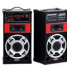 Boxe Karoke casa de 100 W boxe Active de interior exterior cu Bluetooth - Boxa activa, Boxe exterior, 81-120W