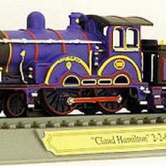 Macheta locomotiva Claud Hamilton 2-2-0 - UK 1900 scara 1:160 - Macheta Feroviara, N, Locomotive
