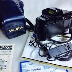 Vand MINOLTA AF 5000 body cu toc impecabila - Aparat Foto cu Film Konica Minolta