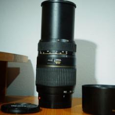 Obiectiv Tamron 70-300mm f/4-5.6 Di LD Macro - Sony - Obiectiv DSLR