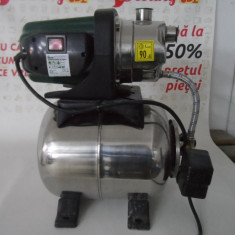 Hidrofor Mr Gardener 3500 l/h INOX