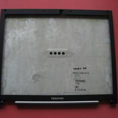 Capac si rama display LCD (carcasa completa) laptop Toshiba Tecra M5 - Carcasa laptop
