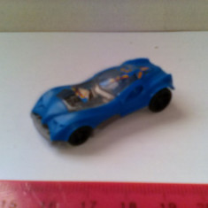 Bnk jc Kinder - Mattel - masinuta - TR 129 - albastra - Surpriza Kinder