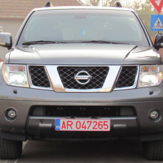 Nissan Pathfinder 7 locuri, 4x4, 2.5 DCI, an 2008, Motorina/Diesel, 230000 km, 2488 cmc