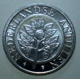 7.732 ANTILELE OLANDEZE 5 CENTS 1990 XF/AUNC