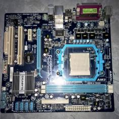 Gigabyte M68M-S2P Placa de baza, Pentru AMD, AM3, DDR2, ATX