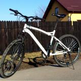 Bicicleta Velors WRX A2.6 · Full-Shimano · Ieftina - Mountain Bike, Numar viteze: 18