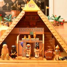 Playmobil Piramida Faraonilor Egipteni