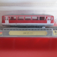 Macheta locomotiva DB VT 172 GERMANY scara 1:160, N, Locomotive