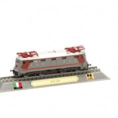 Macheta locomotiva FS E.424 Italy scara 1:160 - Macheta Feroviara, N, Locomotive