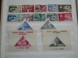 1945/2018  LP  181-184  A G I R, Nestampilat