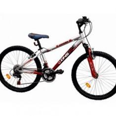 Bicicleta DHS Alu-Kids - Bicicleta copii DHS, 12 inch, 20 inch, Numar viteze: 6