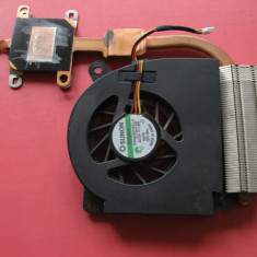 Cooler ventilator cu radiator laptop Acer Aspire 5102, GB0506PGV1-A, DC5V 1.9W - Cooler laptop