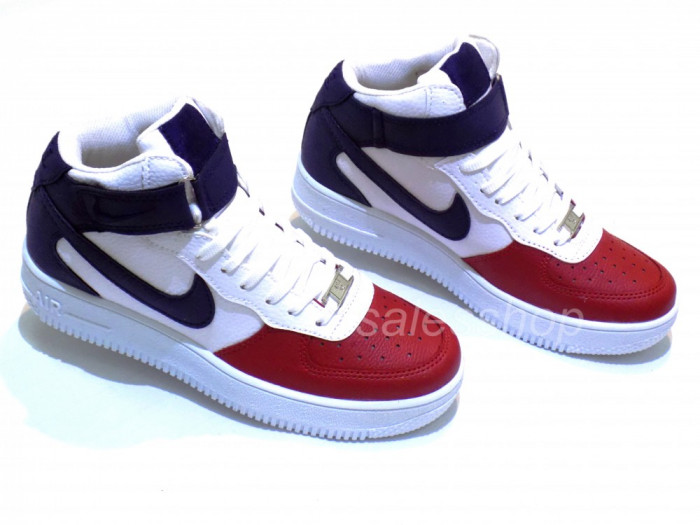 Nike Air FORCE ONE dama-barbati foto mare