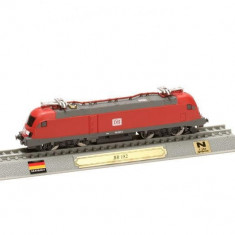 Macheta locomotiva BR 182 Germany scara 1:160 - Macheta Feroviara, N, Locomotive