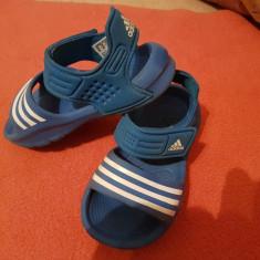 Sandale plaja copii Adidas - Sandale copii Adidas, Marime: 25, Culoare: Albastru