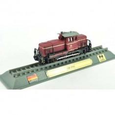Macheta locomotiva DB V60 9  Germany 1955 scara 1:160, N - 1:160, Locomotive