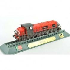 Macheta locomotiva CP 1200 Portugal scara 1:160, N - 1:160, Locomotive