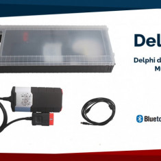 Tester Diagnoza Auto Multimarca Autoturisme+Camioane Delphi Bluetooth+Garantie