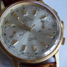 Ceas Pontifa -mecanic -swiss made -foarte rar -47 - Ceas de mana